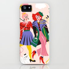 Best Friends iPhone (5, 5s) Slim Case