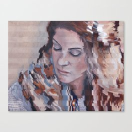 Macall Canvas Print