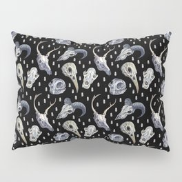 Animal Skulls Pattern Pillow Sham