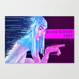 Blade Runner 2049 Canvas Print