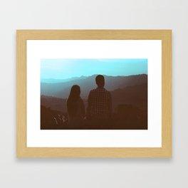 Hold On, We're Going Home Framed Art Print