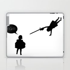 Fight! Laptop & iPad Skin