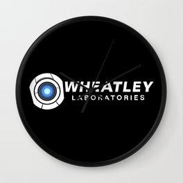 Wheatley Laboratories Wall Clock