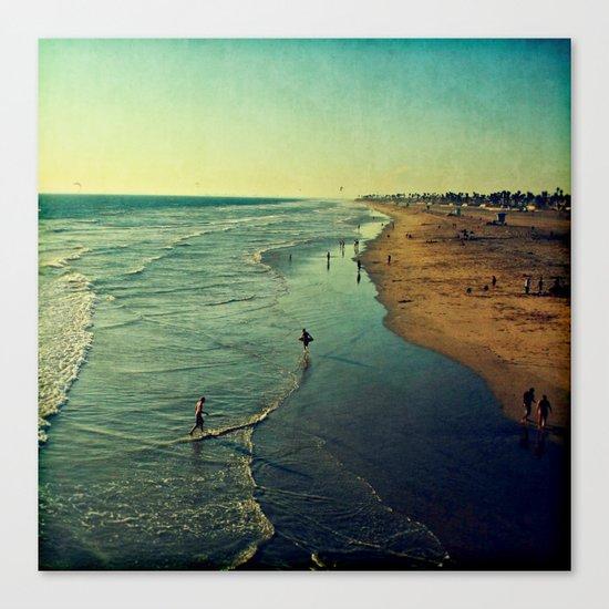 California Dreaming I Canvas Print