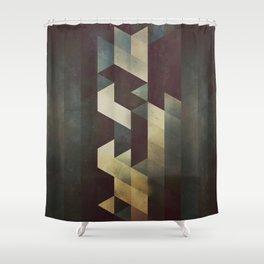sylf myyd Shower Curtain