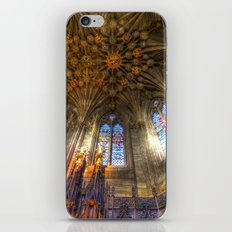 The Thistle Chapel St Giles Cathedral Edinburgh iPhone & iPod Skin
