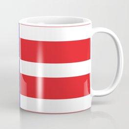 Flag of the United States of America. USA #society6 #decor #buyart #artprint Coffee Mug