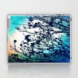 a blue day Laptop & iPad Skin
