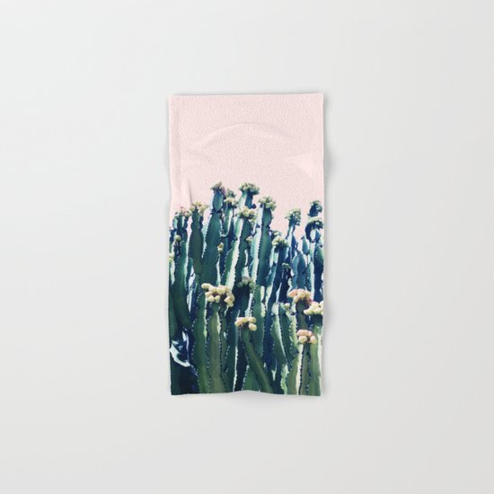 Cactus V5 #society6 #decor #buyart Hand & Bath Towel