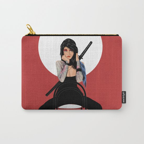Lubna Carry-All Pouch