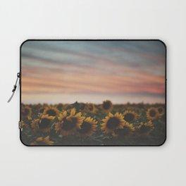 Oahu's Sunflowers Laptop Sleeve