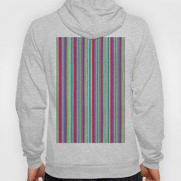 Colour line stripes 555 Hoody