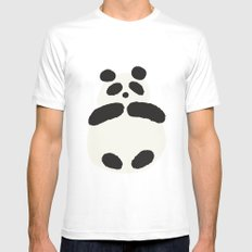 I'm just another Panda! Mens Fitted Tee White MEDIUM
