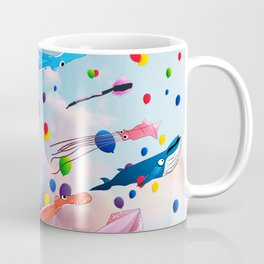 Flying Away Coffee Mug