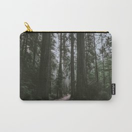 Redwoods Road Carry-All Pouch