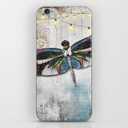 Let Your Inner Light Glow iPhone Skin
