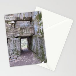 Keyhole in the Quarry Stationery Cards