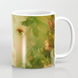 """The memory of an imagined childhood"" Coffee Mug"