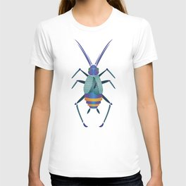 Purple bug  T-shirt