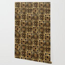 Gothic Pattern Wallpaper Society6