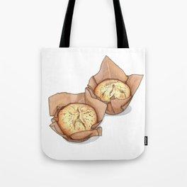 Breakfast & Brunch: Muffins Tote Bag