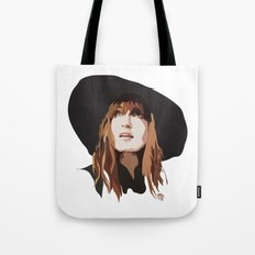 Florence + The Machine Tote Bag