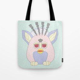 Evil furby Tote Bag
