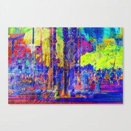 20180725 Canvas Print