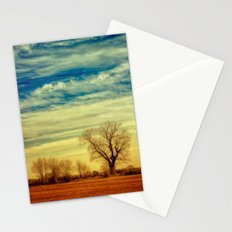 Under the Clouds Stationery Cards