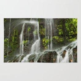 Ho Opi'i Waterfall  Rug