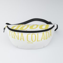 Pina Colada Cocktail summer pineapple Fanny Pack