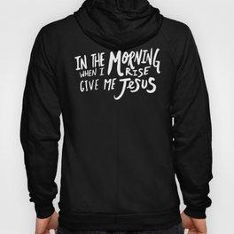 Give me Jesus x Rose Hoody