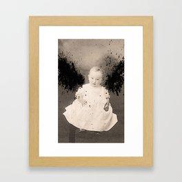 Our Little Angel Framed Art Print
