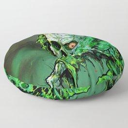 REANIMATED GREEN Floor Pillow