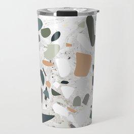 Terrazzo and Marble Travel Mug