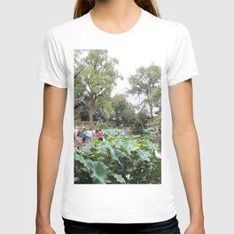 Shanghai Liu Garden | Jardin Liu T-shirt