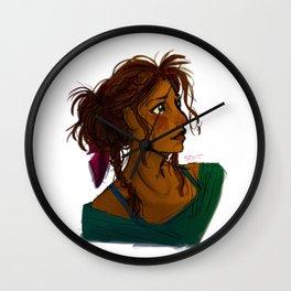Mme. Piper Mclean Wall Clock