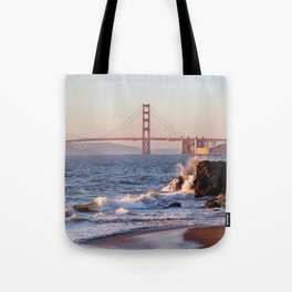 SAN FRAN SUNSET Tote Bag