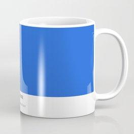 Blue Cockerel Coffee Mug