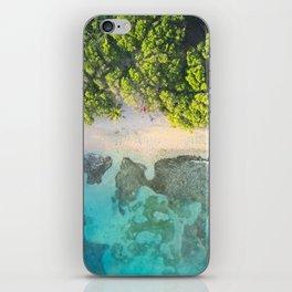 Caribbean Aerial iPhone Skin