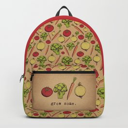 grow some. Backpack