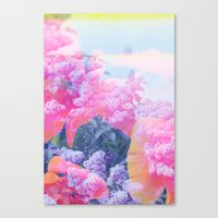aloha Canvas Prints featuring Aloha by Tyler Spangler