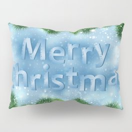 Christmas card Pillow Sham
