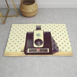 Vintage Camera Love: Kodak Hawkeye Flash! Rug