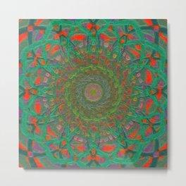 - Mandala - Metal Print