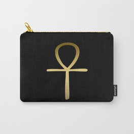Ankh cross Egyptian symbol Carry-All Pouch
