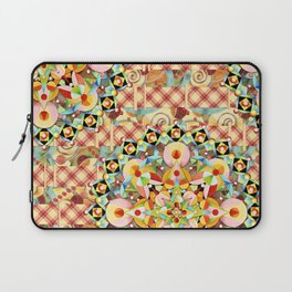 Bijoux Carousel Plaid Laptop Sleeve