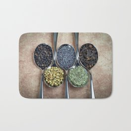 Indian Spices Bath Mat