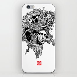 HUMAN FORM DEVINE / no 2 iPhone Skin