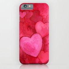 Valentine's Hearts iPhone 6s Slim Case